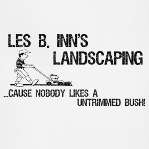 Les B Inn's Landscaping T-Shirts - Adjustable Apron