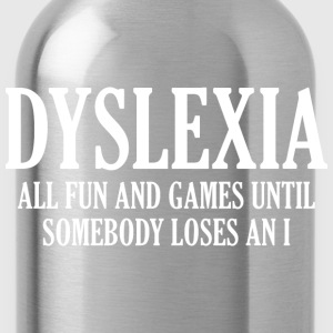 Dyslexia - Water Bottle
