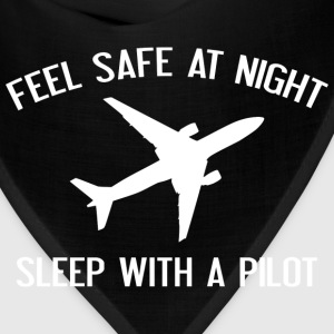 Sleep With A Pilot - Bandana
