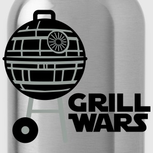Grill wars T-Shirts - Water Bottle