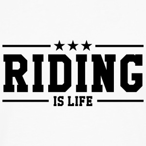 Riding Women's T-Shirts - Men's Premium Long Sleeve T-Shirt