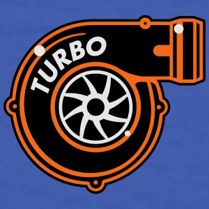 Turbo Charger - Men's T-Shirt