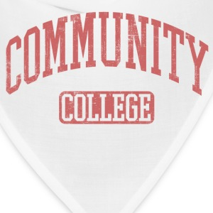 Community College Long Sleeve Shirts - Bandana