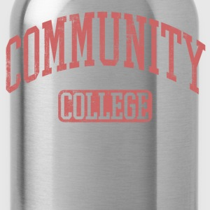 Community College Long Sleeve Shirts - Water Bottle