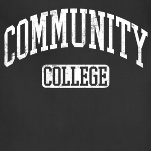 community college T-Shirts - Adjustable Apron