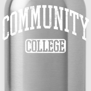 community college T-Shirts - Water Bottle