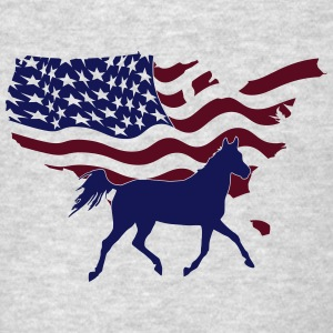 American Horse Long Sleeve Shirts - Men's T-Shirt