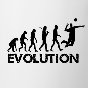 Evolution Volleyball T-Shirts - Coffee/Tea Mug