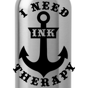 Ink Therapy T-Shirts - Water Bottle