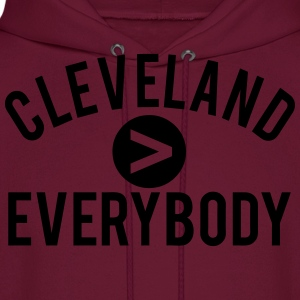 Cleveland  Everybody T-Shirts - Men's Hoodie