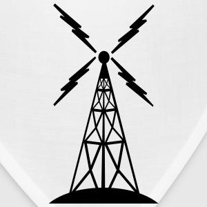 radio fm tower - Bandana