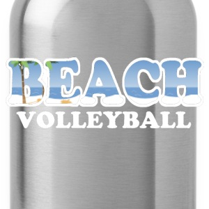 Beach Volleyball T-Shirts - Water Bottle