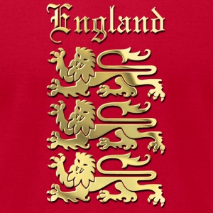 England - Men's T-Shirt by American Apparel