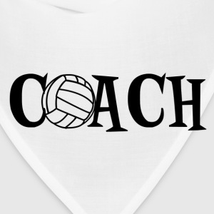 Volleyball Coach T-Shirts - Bandana