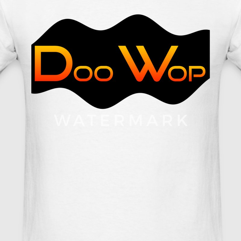 doo wop - Men's T-Shirt