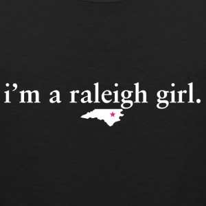 Raleigh Girl Pride Proud T-Shirt Tee Top Shirt Hoodies - Men's Premium Tank