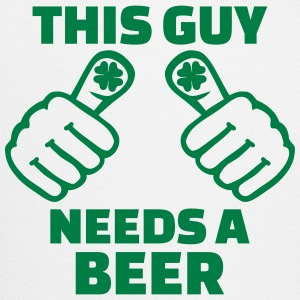 This guy needs a Beer T-Shirts - Trucker Cap