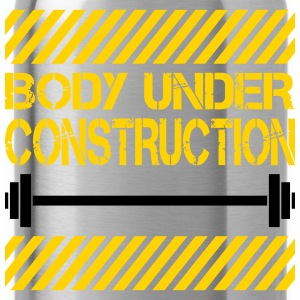 Body under construction Tanks - Water Bottle