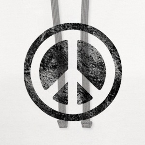 Peace Symbol-dissd - Contrast Hoodie