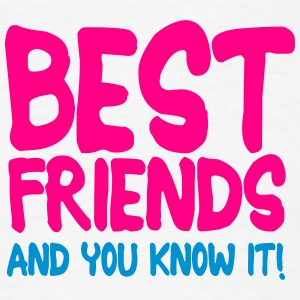best friends and you know it ii 2c Débardeurs et camisoles - T-shirt pour hommes