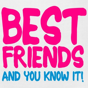 best friends and you know it ii 2c Hoodies - Bandana