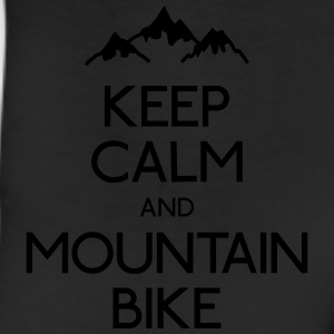 keep calm mountain bike Long Sleeve Shirts - Leggings