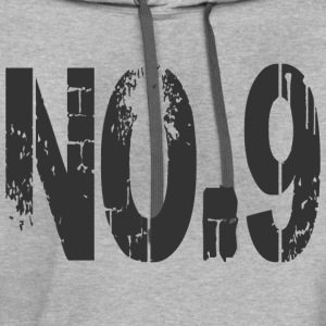 no 9 T-Shirts - Contrast Hoodie