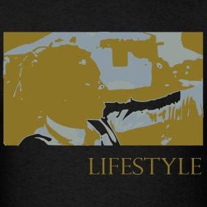 Lifestyle - Young Thug - Men's T-Shirt