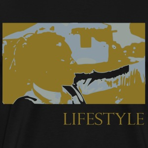 Lifestyle - Young Thug - Men's Premium T-Shirt