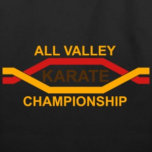 All Valley Championship Karate Kid T-Shirts - Eco-Friendly Cotton Tote