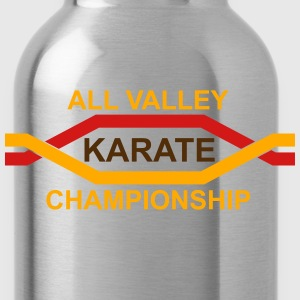 All Valley Championship Karate Kid T-Shirts - Water Bottle