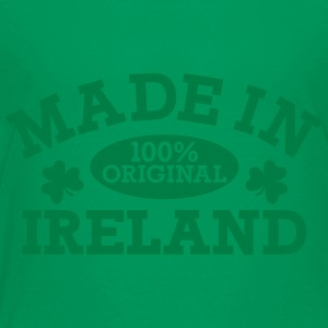 Made in Ireland Kids' Shirts - Toddler Premium T-Shirt