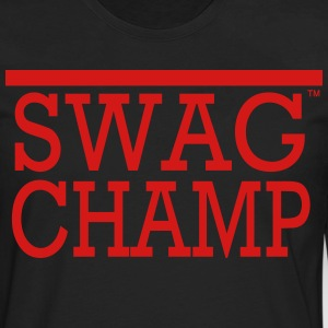 SWAG CHAMP - Men's Premium Long Sleeve T-Shirt