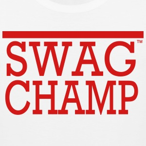 SWAG CHAMP - Men's Premium Tank