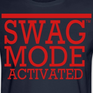 SWAG MODE ACTIVATED - Men's Long Sleeve T-Shirt