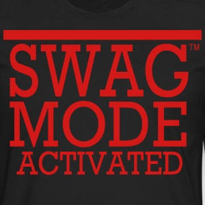 SWAG MODE ACTIVATED - Men's Premium Long Sleeve T-Shirt