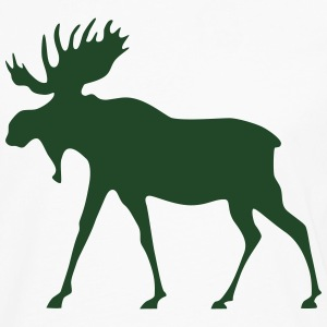 Loose Goose Moose - Men's Premium Long Sleeve T-Shirt