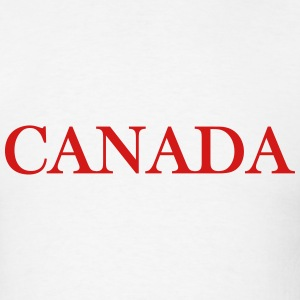 Canada design from loose goose - Men's T-Shirt
