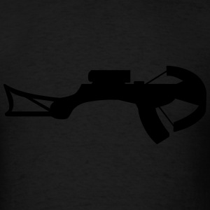 Crossbow Hoodies - Men's T-Shirt