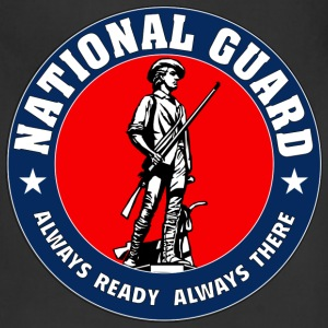 National Guard Men's Shirt - Adjustable Apron