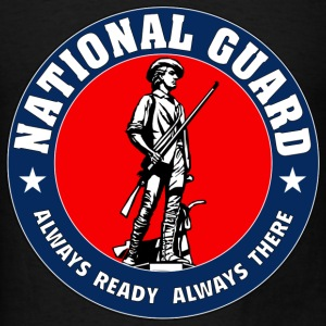 National Guard Men's Sweat Shirt - Men's T-Shirt