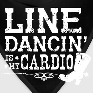 Line Dancing is my Cardio - Bandana