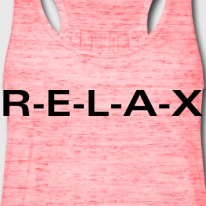 relax_tee T-Shirts - Women's Flowy Tank Top by Bella