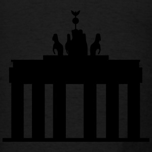 Brandenburg Gate Tanks - Men's T-Shirt