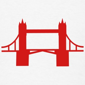 Tower Bridge Phone & Tablet Cases - Men's T-Shirt