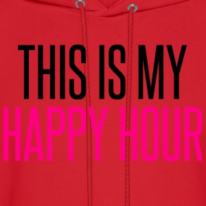 Happy Hour T-Shirts - Men's Hoodie