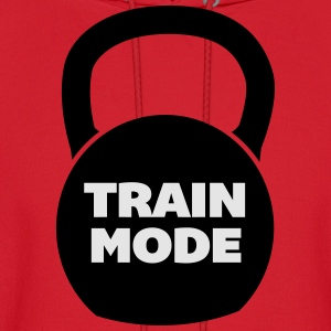 Train Mode T-Shirts - Men's Hoodie