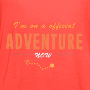 Adventure T-Shirts - Women's Flowy Tank Top by Bella