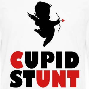 Cupid Stunt - Men's Premium Long Sleeve T-Shirt