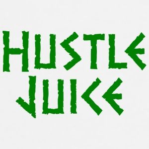 Hustle Juice Mugs & Drinkware - Men's Premium T-Shirt